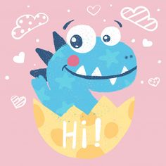 Cute dino, dinosaur illustration for print t-shirt. , Cute dino, dinosaur illustration for print t-shirt. Dorm Posters, Baby Posters, Clipart Baby, Drawing For Kids, Art For Kids, Cute Dinosaur, Love Illustration, Wallpaper Iphone Cute, Kids Prints