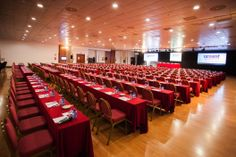 15th Ground Handling International Conference in our congress center. http://www.centrodecongresosprincipefelipe.com/
