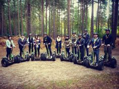 our little balham life: A Forest Segway Adventure!