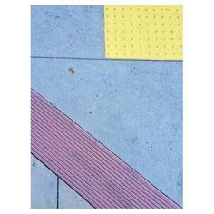 pavement angles Photo by happymundane • Instagram