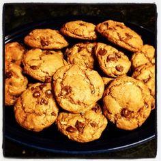 German Chocolate Cookies - The same great flavors of German Chocolate Cake in a delicious cookie!