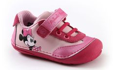 Disney Baby by Stride Rite Soft Motion Sporty Minnie Mouse Baby Girl Shoes