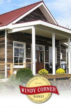 Windy Corner Market and Restaurant - Lexington, KY. Loved everything about this place. It is surrounded by beautiful fields with horses and makes everything fresh and local. I'd definitely recommend eating here!