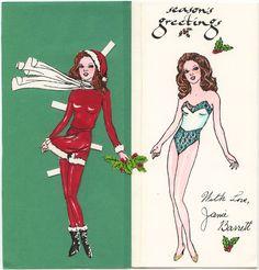 Merry Christmas Card by Janie Barrett #3