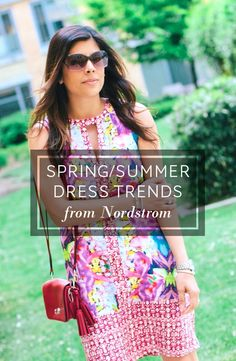Spring/Summer Dress Trends | STYLE'N