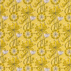 Dandelion One. I'm obsessed with this pattern.