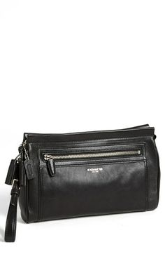 COACH 'Legacy - Large' Clutch available at #Nordstrom