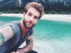 Andre Hamann tatouage