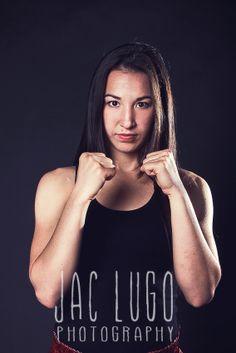 Jennifer Han, El Paso's Sweetheart and Professional Boxer - Downtown Loft Portraits    El Paso, Texas Photographer Jac Lugo