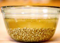 Step 1cottura grano