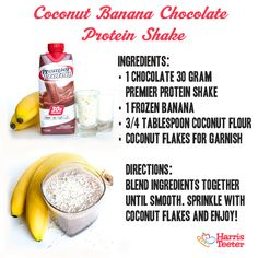 70 Best Protein Smoothies Images In 2018 Premier Protein Shakes