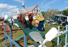 Whirligig & Weathervane Festival