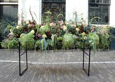 Uitvaart bloemwerk klavertjevijf Haarlem