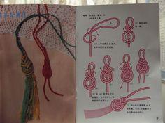 Mira que buena esta revista para aprender nudos chinos - Taringa!
