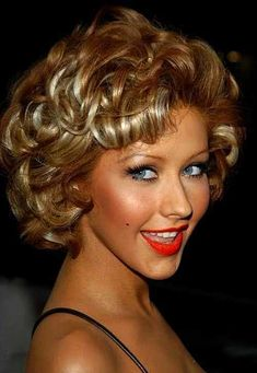 20  Party Hairstyles for Curly Hair