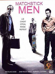 the movie matchstick men - Google Search