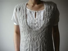 Mohair Tunic by roko20, via Flickr