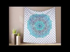 Wonderful collection of Indian hippie wall tapestry boho mandala throw wall hanging bohemian bedding at Youtube - Decor, Bed Decor, Wall Hanging, Bohemian Bedding, Tapestry, Wall Tapestry Boho, Bedding Shop, Mandala Tapestries Wall Hangings, Mandala Duvet Cover