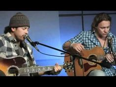 Christian Kane - Different Kind of Knight (Last.fm Sessions) - YouTube