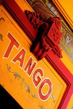 Tango, Buenos Aires by Rizadinha