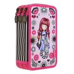 Pernica puna My Gift to You Gorjuss Cijena Santoro London, Lunch Box, Projects, Gifts, Bags, Camper Ideas, Penne, 3, Home Office