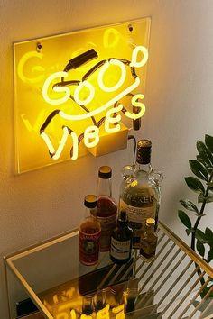 Good Vibes Neon Light