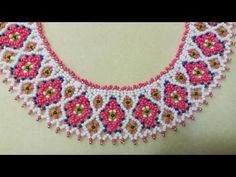 NATIVE AMERICAN STYLE NECKLACE - YouTube