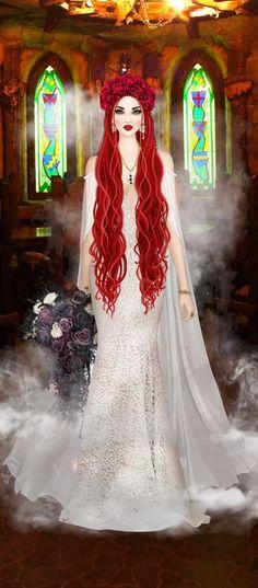 Red Hair Woman, Covet Fashion, Fashion Dolls, Designer Dresses, Aurora Sleeping Beauty, Cosplay, Magic, Female, Disney Princess