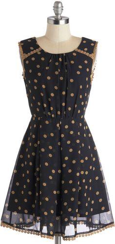 Dot Tea Party Dress