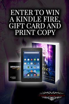 Win Choice of Kindle Fire or a $100 Amazon Gift Card, a $50 Amazon Gift Card or Copies from USA Today Bestselling Author Rebecca Hamilton