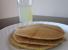 Gluten Free Food Everyone Likes: Orange Spice Pancakes