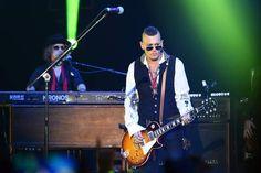 Johnny Depp change de tête