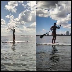Sunday #paddleboarding session with the ladies!!! @xblancss_  @tinahosang #teamsksbikini #hobiebeach #keybiscayne #funcardio #surfcore #proneboard @dorsal #ridedorsal #dorsalfins #dorsal  beautiful beach day! #miamibeach #miami #paddleboard #paddleboarding #sup #suplife #jimmystyks Carbon Paddle @jimmystyks #cardio #saltlife #crookandcrook #sksfitness #sksbikini by sks_bikinis