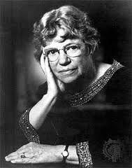 """Margaret Meade:  """"Never doubt that a small group of thoughtful, committed people can change the world.  Indeed, it is the only thing that ever has."""""""
