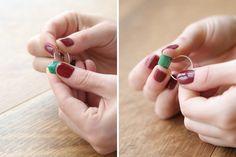 DIY: Wire Rothko Rings
