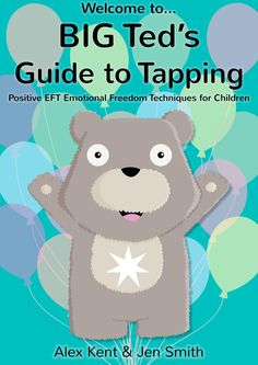 EFT is a great tool for classroom use!  Help kids relax at school.  Check it out!