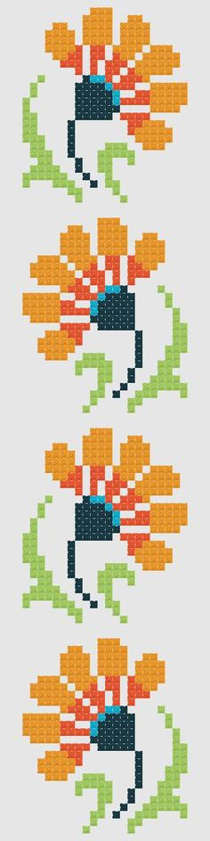 Brilliant Cross Stitch Embroidery Tips Ideas. Mesmerizing Cross Stitch Embroidery Tips Ideas. Cross Stitch Bookmarks, Cross Stitch Borders, Modern Cross Stitch Patterns, Cross Stitch Flowers, Cross Stitch Charts, Cross Stitch Designs, Cross Stitching, Cross Stitch Embroidery, Motifs Perler