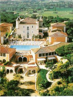 Chateau de la Messardiere, St. Tropez, France