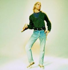 """""""Kurt Cobain - The Last Shooting"""" by Youri Lenquette"""