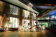 Blachere México decoración de centros comerciales, diseños exclusivos. www.blachere.com.mx