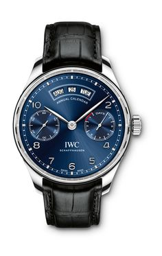 The New Star of Portugieser-Collections IWC Portugieser IW5035 has launched a new generation of their collection Portugieser.Portugieser IW5035 - Chronondo