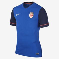 2014/15 A.S. Monaco FC Stadium Men's Football Shirt. Rugby, As Monaco, Men's Football, Polo Ralph Lauren, Mens Tops, Shirts, Community, Group, Fashion