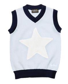"MeMini - Vest ""Star vest"" Sons, Vest, Tank Tops, How To Make, Women, Fashion, Moda, Halter Tops, Fashion Styles"