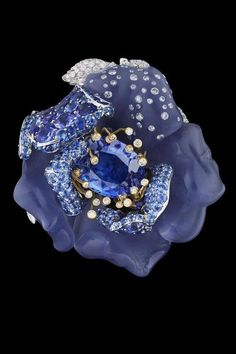 Le Bal des Roses, Dior's latest High Jewellery collection.