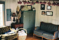 old cottage interior