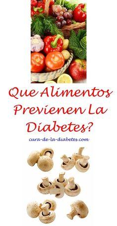 ejemplo de menu para diabetes tipo 1