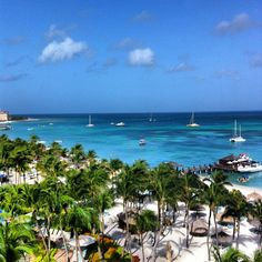 Amazing vacation spot