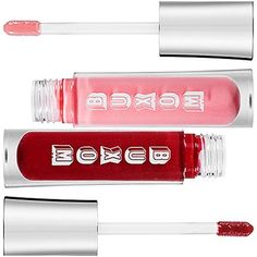 Buxom Lip Glosses for shine and color that actually lasts. | 26 Holy Grail Beauty Products That Are Worth Every Penny