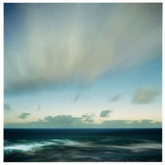 Debra Bloomfield, untitled (from Oceanscape Series), 2003