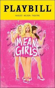 "I got ""_Mean Girls_ Fandom""!"